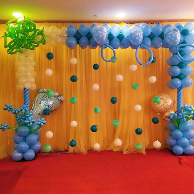 Balloon Decoration For Birthday Party In Hyderabad Party Themes