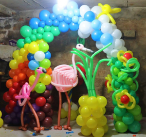 Top 8 Creative Party Hall Decoration Ideas With Balloons
